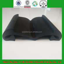 EPDM extruded rubber product for bridge expansion joint
