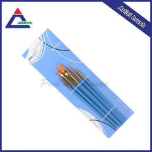 Free sample hot sale plastic paint brush covers for students
