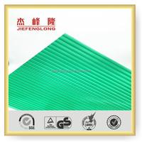 UV Mushroom Greenhouse Materials Polycarbonate Sheet PC Hollow Sheet