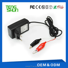 most popular 220v 12v 1amp battery charger