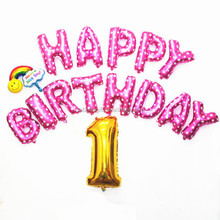 Manufacturer wholesale 15inch/30inch/40inch letter and number foil balloon