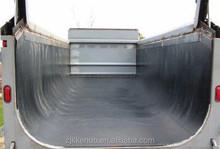 Uhmwpe uhmw despejo caminhão bed liner / plástico caminhão forro / hdpe liner