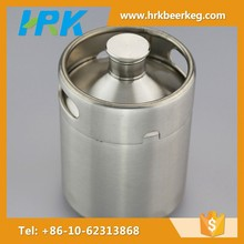 Stainless steel beer bottle price for sale