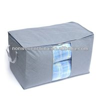ultrasonic quilting blanket storage box