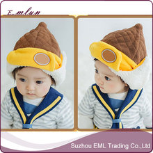 The new children's hats wholesale in winter/knitting wool hats