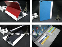 ultra slim book cover smart magnetic leather case for ipad 5