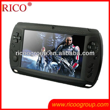RICOO Console Video Games 7inch Wide Screen Portable with Wifi