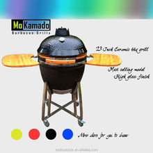 Commercial charcoal kamado grill Ceramic charcoal grill Cradle brazil grill