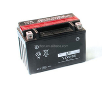 High Power MF Motorcycle battery 12V9AH Made in China