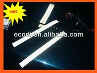 white el light up tape,el strip,el flashing tape