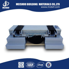 Flexible Dual Seal Flush Rubber Floor Expansion Joint Covers