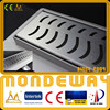 Stainless Steel 304 shower drains/french drain system/linear shower drains/french drain/shower floor drain