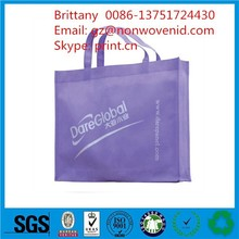new product large removable paper board bottom nonwoven storage/shopping bag