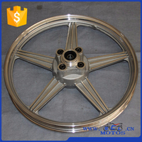 SCL-2012030584 CG125 Parts Wheel Motorcycle Aluminum Wheel Rims