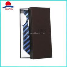 High Quality Printed Cardboard Tie Box