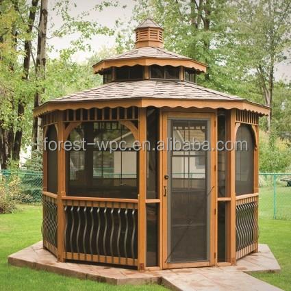 Home made gazebo jardin ligne gazebo jardin en fer forg for French style gazebo