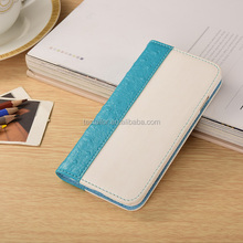 PU Purse leather Flip Cover For samsung S6,Phone Cases Leather Cover For Samsung Galaxy s6 Flip leather Cover