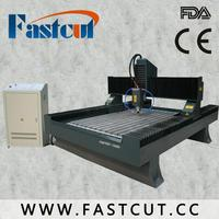 China Shandongsandstones corian oiling lubrication system inveter spindle cnc cuttting and engraving machine