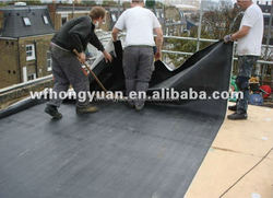 Epdm roofing and waterproofing membrane anti-UV China Best Quality