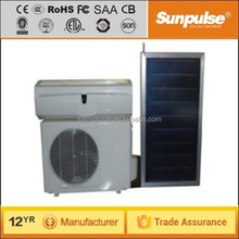 24000btu 220vac split type wall mounted inverter solar air conditioner
