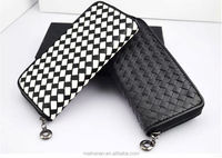fashion woven wallets wallets ladies weave purse