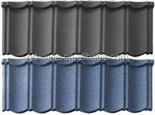 Building materials/Colorful Stone Coated Metal Roofing Tile