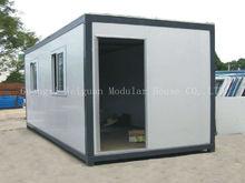 Casa Container Prefabricada Transportable de Lujo