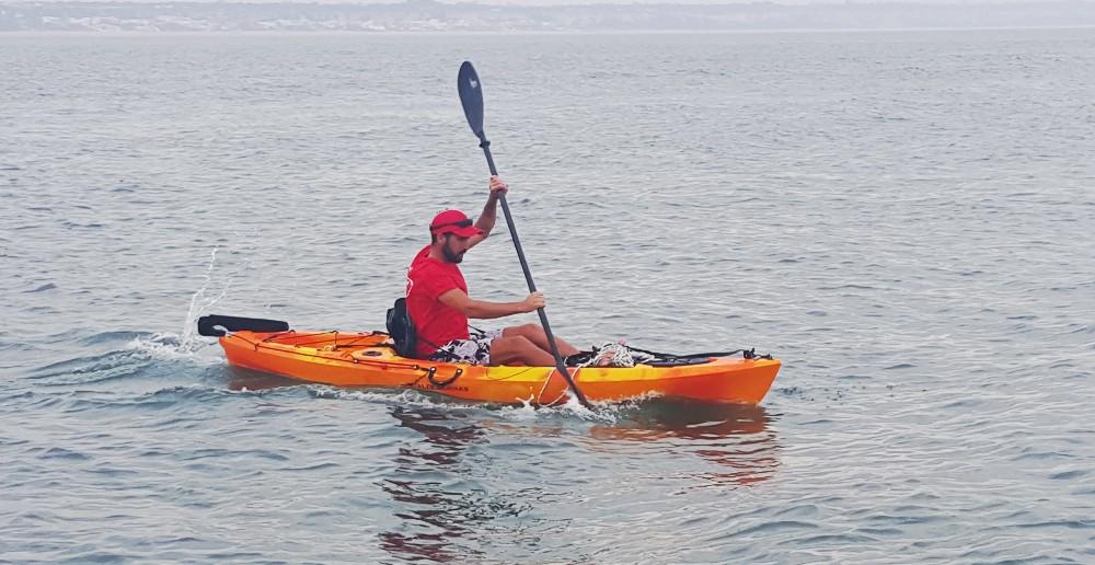 Cheap sit on top sea kayak view sit on top sea kayak for Best cheap fishing kayak