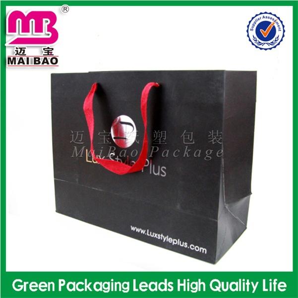 order custom paper bags