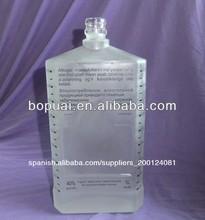 venta al por mayor 1 litro botella de vidrio