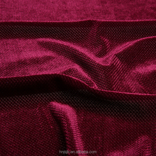 100%polyester jacquard sofa/ upholstery chenille textile fabric