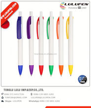 bonnie promotional pen; newly design gun shape ballpoint pen; heavy metal ball pen for tc-lm012b
