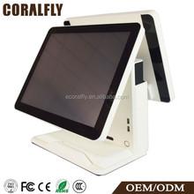 Quad-Core Memory 4G wireless pos terminal