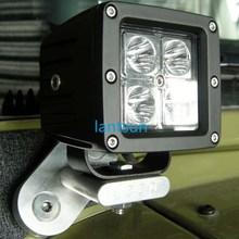 Led Work Light Mount Bracket For Jeep Wrangler & Wrangler Unlimited JK,SUV jeep A bracket-01