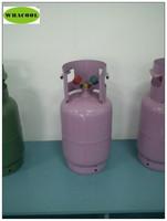 30LB cylinder/ CE/ DOT/ISO-Tank refrigerant gas r407c refrigerant