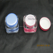 1 OZ Day/Night Face Cream Glass Packaging Containers /Free Sample Wholesale Made in China