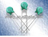 zinc oxide varistor, Electronic Component Supplier ZOV DIP Varistor 07D180K/ Varistor 07D180K