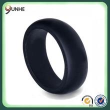 Korea Fashion Personalized Silicone Wedding Ring For Women