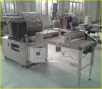 Samosa Pastry Making Machine / Samosa Sheet Electric Dumpling Steamer Wrapper Making Machine