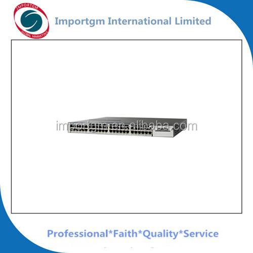 WS-C3560X-48P-S 3560X Series 48 Port Gigabit Chất Xúc Tác Chuyển Đổi