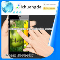 High clear screen protector for iphone 5 tempered glass screen guard