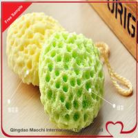2014 hot selling soft and comfortable massage bath sponge