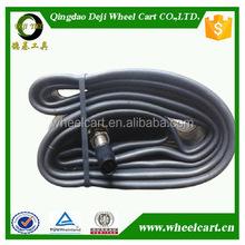 2015 TOP China Qingdao DEJI factory nature and butyl motorcycle inner tube