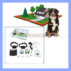 Underground Waterproof 2 Shock Collar Electric W227 Dog Fence Fencing System