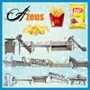 Manufacturer Automatic potato chips making machines/potato chips plant/semi automatic french fries making machines