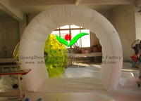 Hot sell Oxford Cloth inflatable show bubble tent