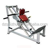 machine gym-- Vertical Leg Press Hack Squat/Life fitness equipment