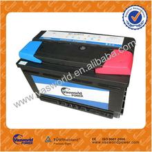 High performance N70ZMF 12V75AH mf car battery 12v battery