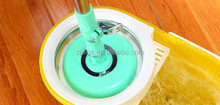 2015 hot selling new products 360 magic easy spin India mop bucket as seen on TV