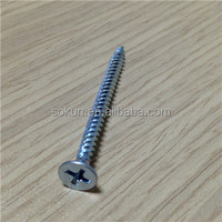 galvanized self tapping screw anchor